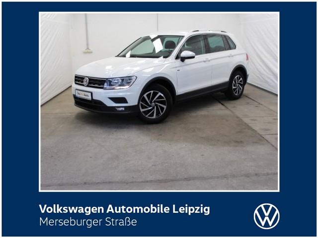 Volkswagen Tiguan 2.0 TDI JOIN *ACC*Navi*SHZ*PDC*, Jahr 2018, Diesel
