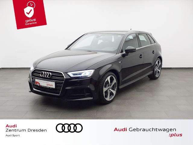 Audi A3 Sportback 35 TDI sport S-line LED-SW ACC, Jahr 2019, Diesel