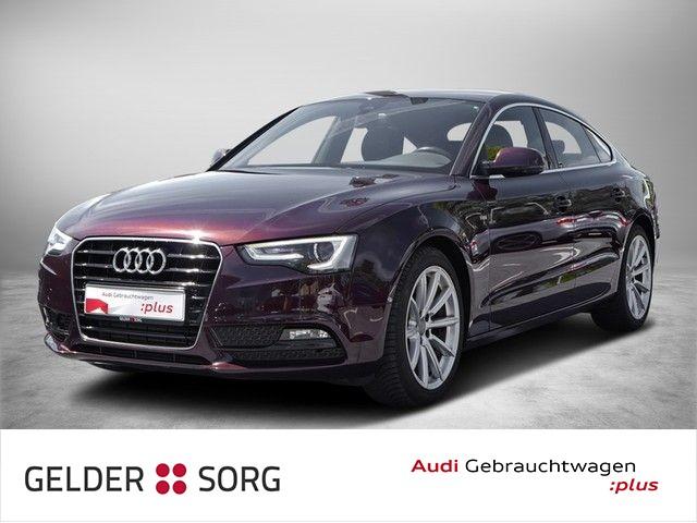 Audi A5 Sportback 1.8 TFSI S line *Xenon*Navi+*AudiSound*, Jahr 2014, Benzin