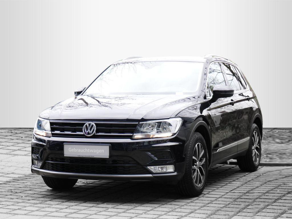 Volkswagen Tiguan 1.4TSI DSG Comfortline NAVI STHZG, Jahr 2017, Benzin