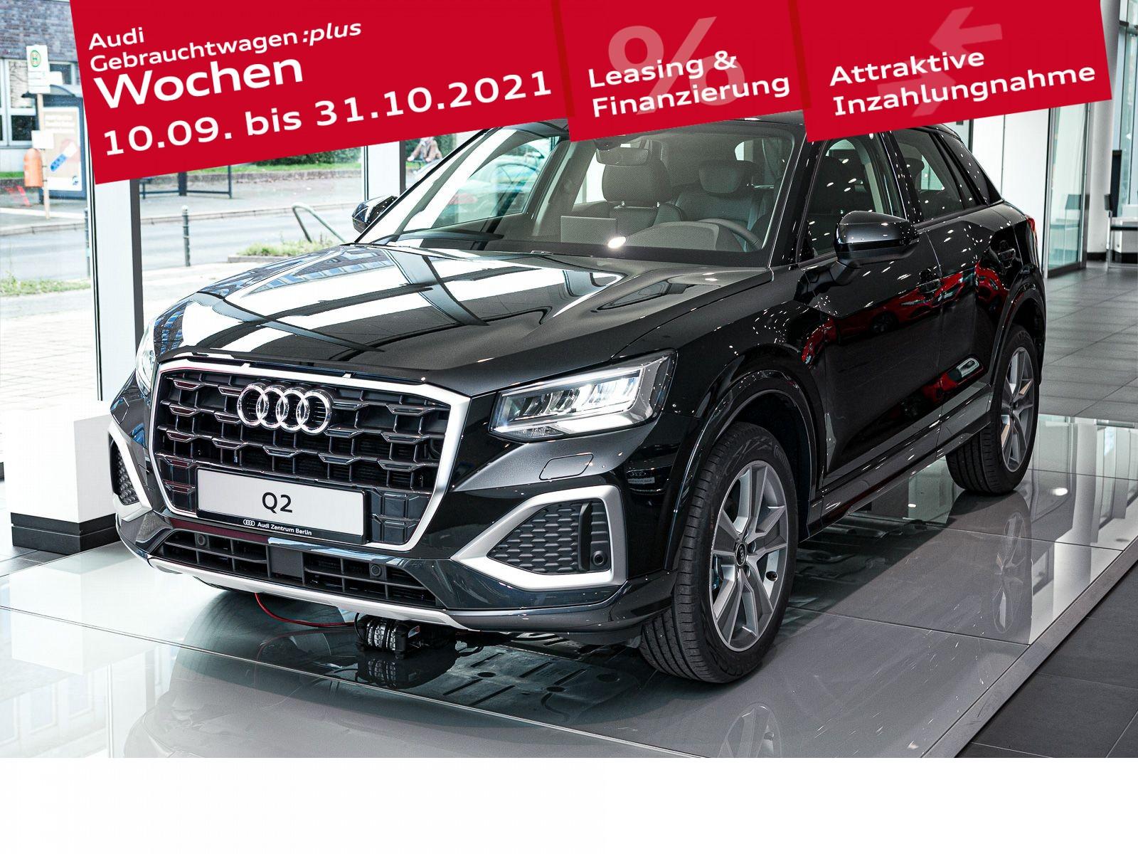 Audi Q2 advanced 35 TFSI S tronic, Jahr 2021, Benzin