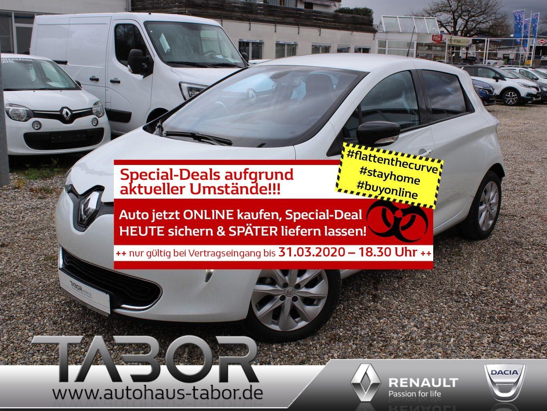 Renault Zoe Intens R210 Nav Kam PDC Tempomat Klimaaut, Jahr 2014, Elektro