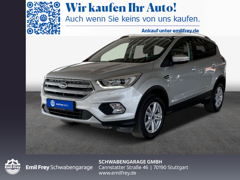 Ford Kuga 1.5 EcoBoost 2x4 Cool & Connect Navi PDC, Jahr 2019, Benzin