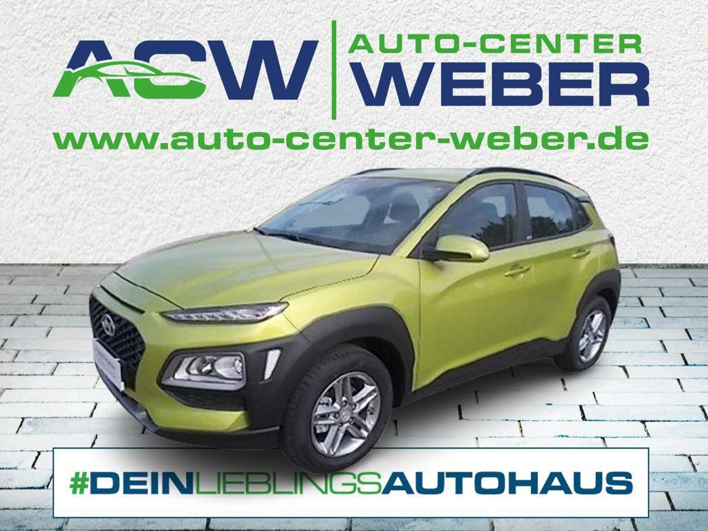 Hyundai KONA 1.0 T-GDi Trend SHZ+PDC+FSE+NAVI, Jahr 2020, Benzin