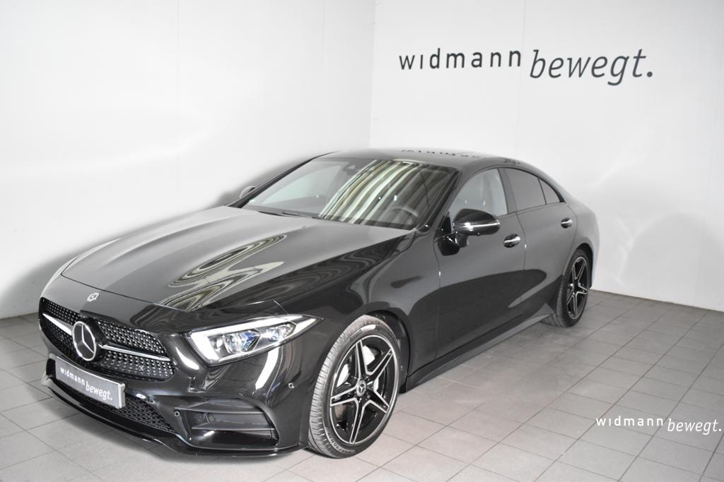 Mercedes-Benz CLS 300 d AMG*Burmester*Comand*Fahrassist.*360°, Jahr 2019, Diesel