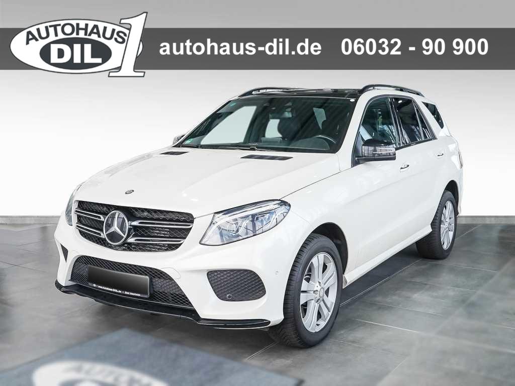 Mercedes-Benz GLE 250 d 4Matic 9G-TRONIC, Jahr 2015, Diesel