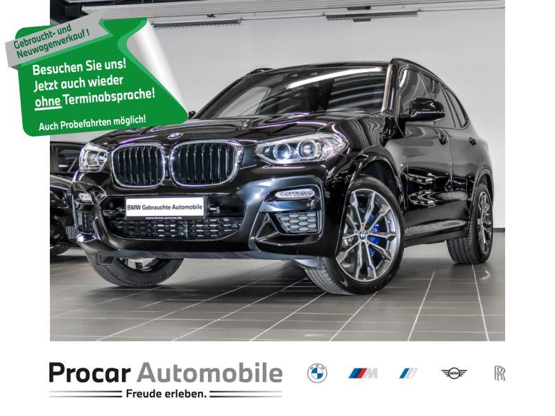 BMW X3 xDrive20d M Sport HuD 20 HiFi LED PanoShz, Jahr 2017, Diesel