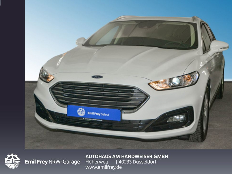 Ford Mondeo Turnier 1.5 EcoBoost Business Edition, Jahr 2019, Benzin