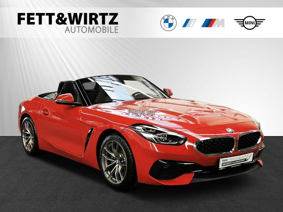 BMW Z4 sDrive20i Adv. Leas. ab 435,- br.o.Anz., Jahr 2020, Benzin