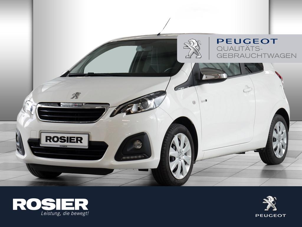 Peugeot 108 1.0 VTi 68 Style, Jahr 2016, Benzin