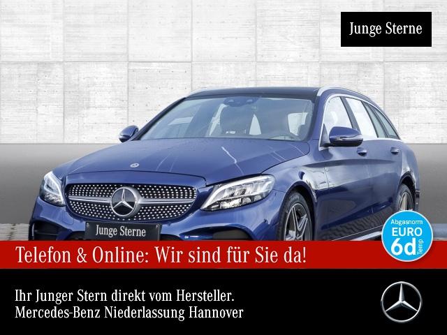 Mercedes-Benz C 180 T AMG WideScreen Pano LED Kamera PTS 9G Temp, Jahr 2018, Benzin