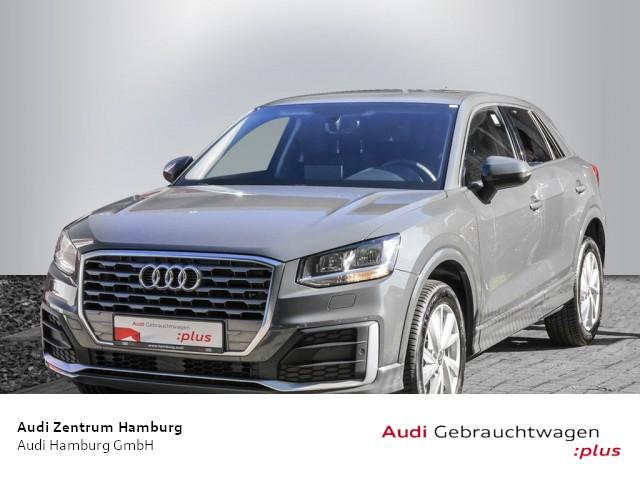 Audi Q2 1,4 TFSI sport S tronic S LINE NAVI LEDER, Jahr 2018, Benzin