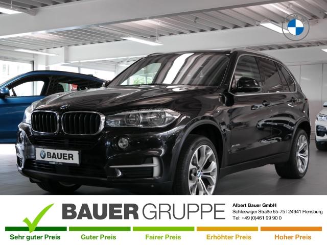 BMW X5 xDrive30d AHK ACC DA-Plus Surroundview HUD HiFi Navi LED Komfortsitze, Jahr 2017, Diesel