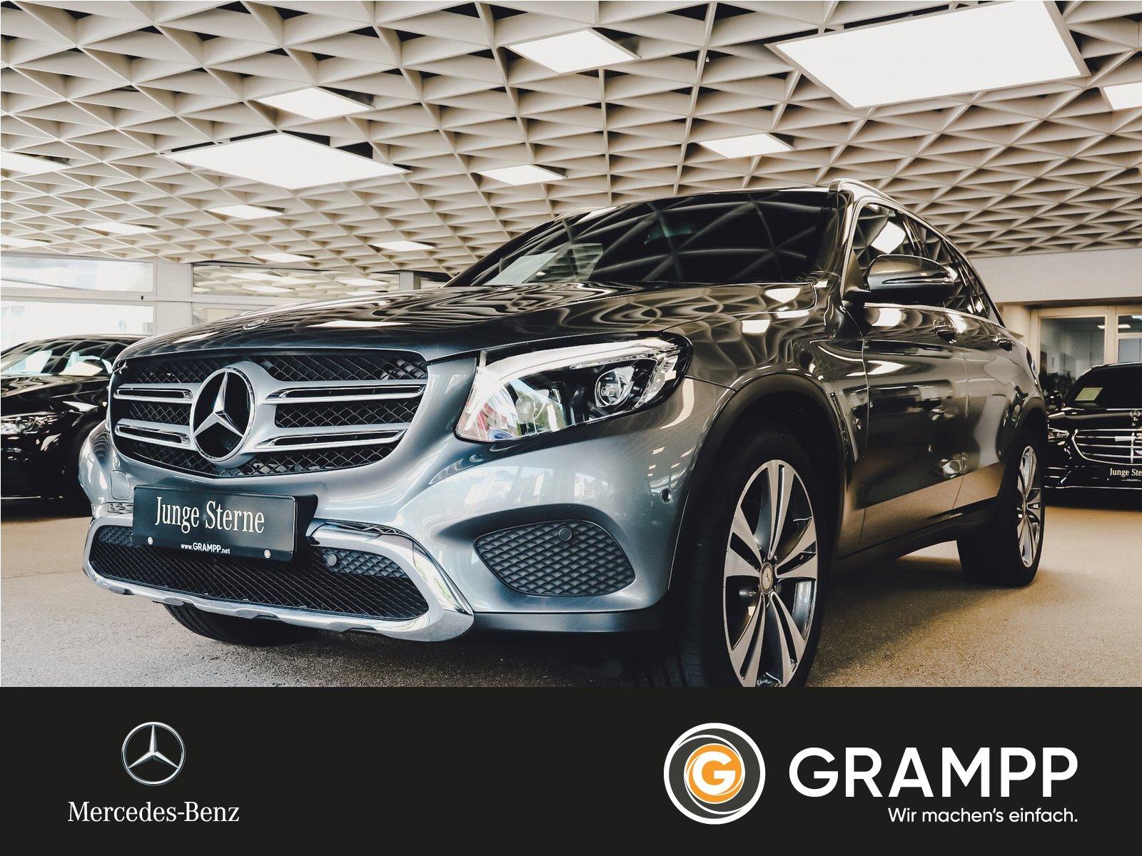 Mercedes-Benz GLC 220 d 4M Exclusive Panorama/Garmin/LED/Kamer, Jahr 2016, Diesel