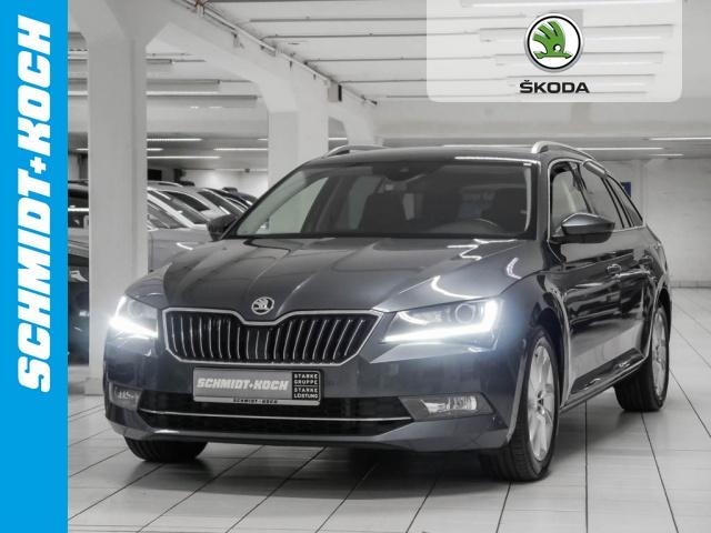 Skoda Superb Combi 2.0 TDI Style AHK, BI-Xenon, Navi, Jahr 2018, Diesel