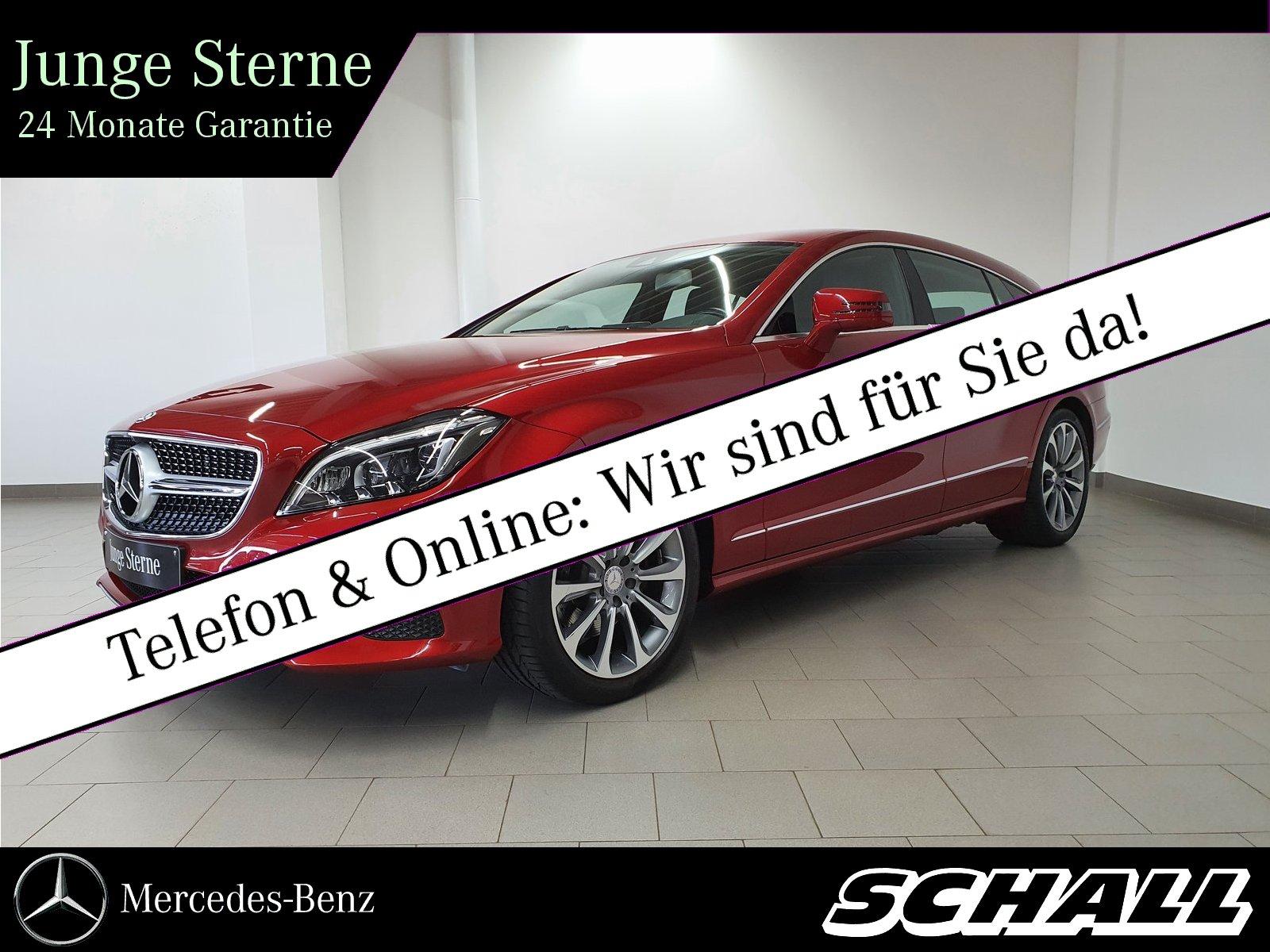 Mercedes-Benz CLS 250 d SB AHK/GSHD/BURMES/MULTIBEAM/360°/SPUR, Jahr 2016, Diesel