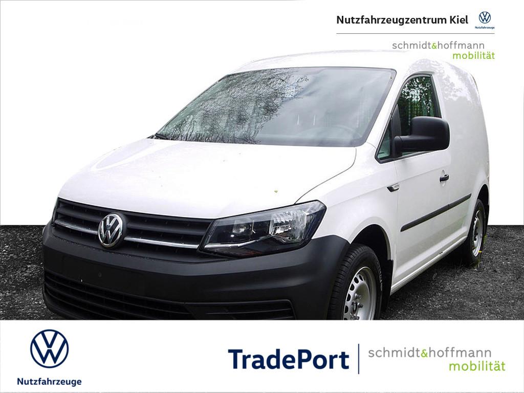 Volkswagen Caddy Kasten 1.2 TSI BMT, Jahr 2017, Benzin
