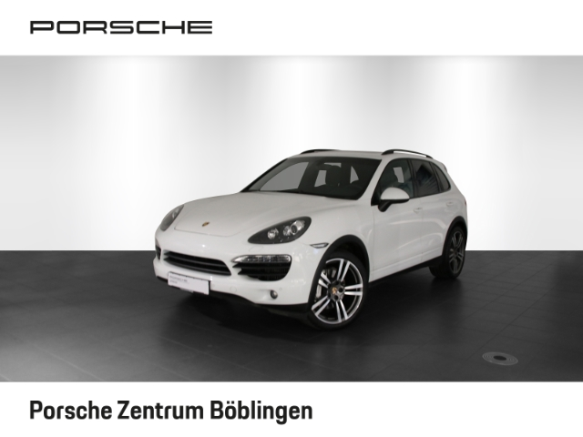 Porsche Cayenne S Diesel AHK,Luftfahr,Service neu, Jahr 2013, Diesel