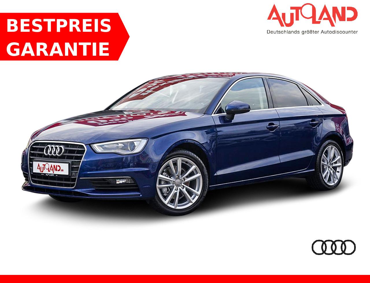 Audi A3, Jahr 2015, Benzin