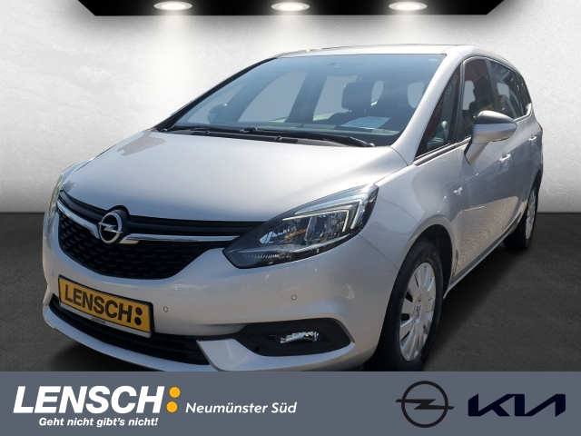 Opel Zafira C 1.6 CDTi Edition NAVI PDC v+h Klima, Jahr 2017, Diesel