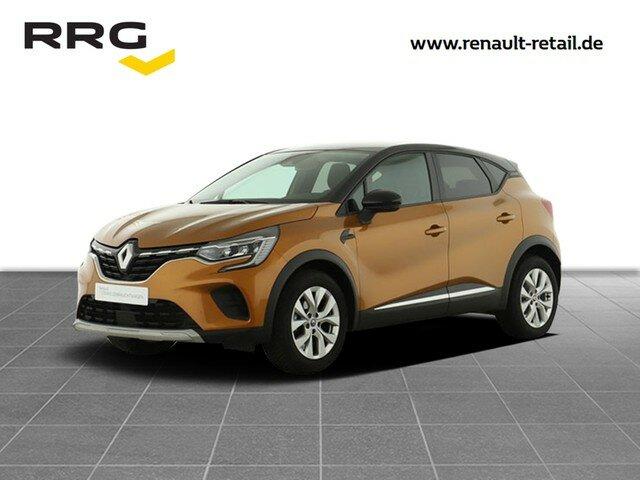 Renault Captur II TCe 100 Experience 0,99% Finanzierung, Jahr 2020, Benzin