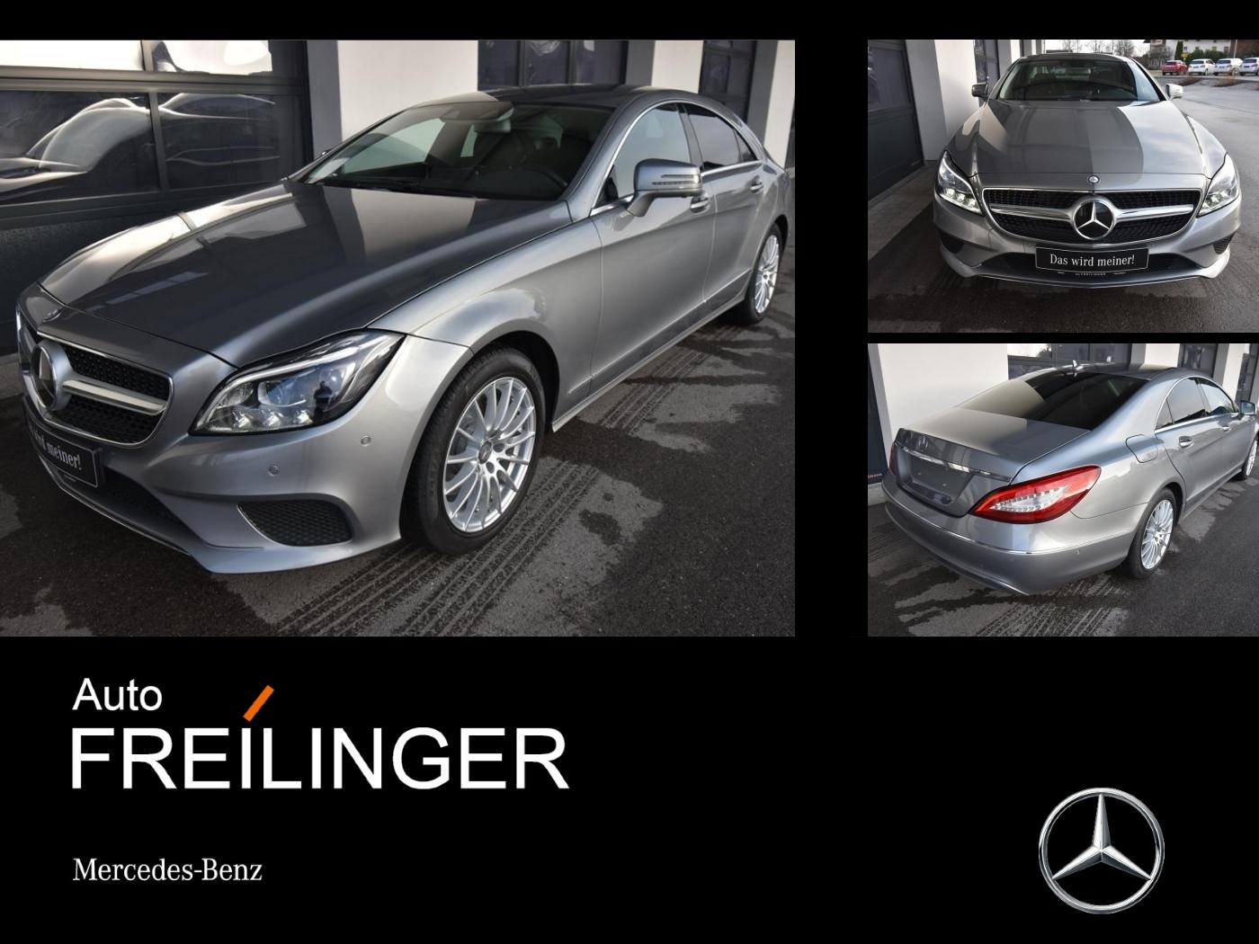 Mercedes-Benz CLS 350 BT 4matic Comand Airmatic Multibeam Harm, Jahr 2015, Diesel