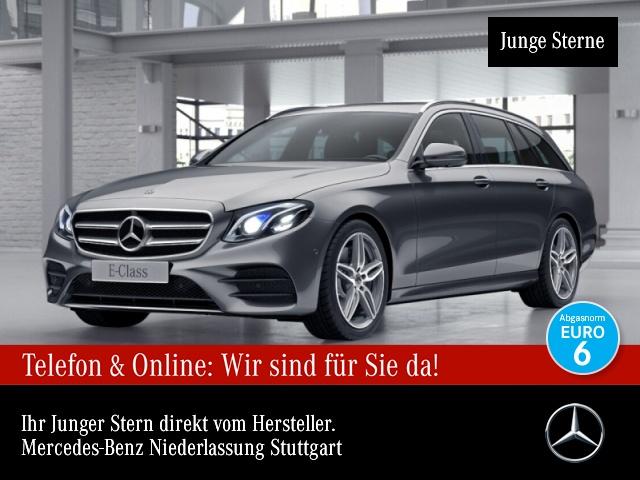 Mercedes-Benz E 350 d T 4M AMG Fahrass 360° Distr. COMAND PTS, Jahr 2017, Diesel