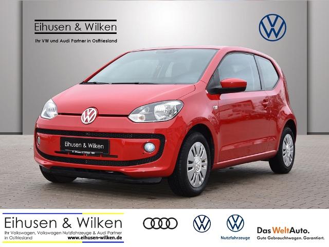 Volkswagen up! 1.0*MOVE UP*KLIMA*SHZ*NSW*, Jahr 2016, Benzin