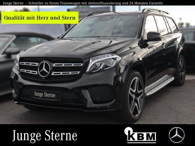 """Mercedes-Benz GLS 350 d4M AMG °NIGHT°COMAND°SHD°360°SOUND°21""""°, Jahr 2017, diesel"""