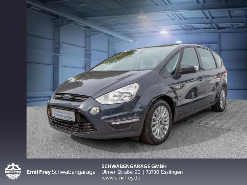 Ford S-Max 2.0 D DPF Aut. Business Ed.*Navi//el Sitze*, Jahr 2014, Diesel