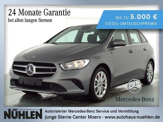 Mercedes-Benz B 180 MBUX+Navi+Klima+Progressive Sitzhzg., Jahr 2019, Benzin