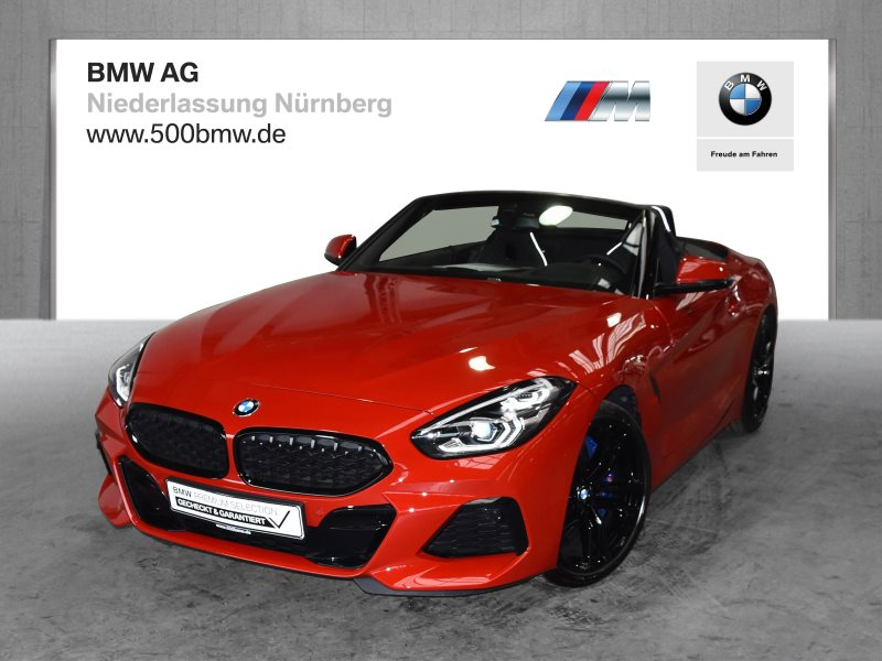 BMW Z4 sDrive20i EURO6 M Sport Head-Up HK HiFi DAB LED Fl.Ass., Jahr 2019, Benzin