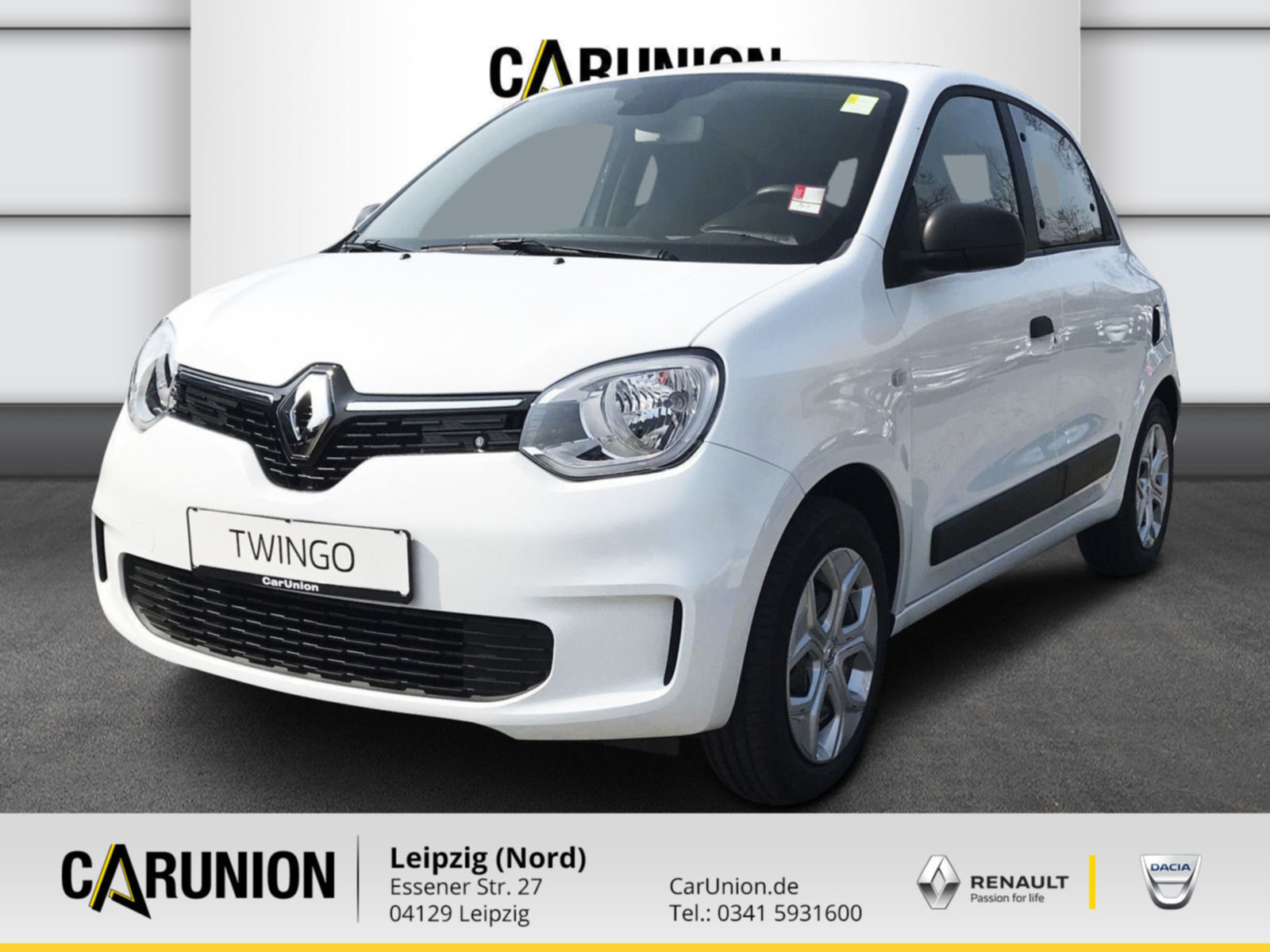 Renault Twingo LIFE SCe 65 Start & Stop KLIMA, Radio, Jahr 2021, Benzin