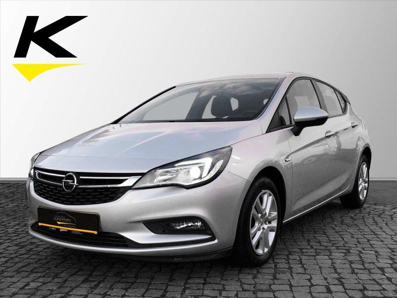 Opel Astra 5türig Edition 1.6 CDTI Navi ACC LED-Tag, Jahr 2017, Diesel