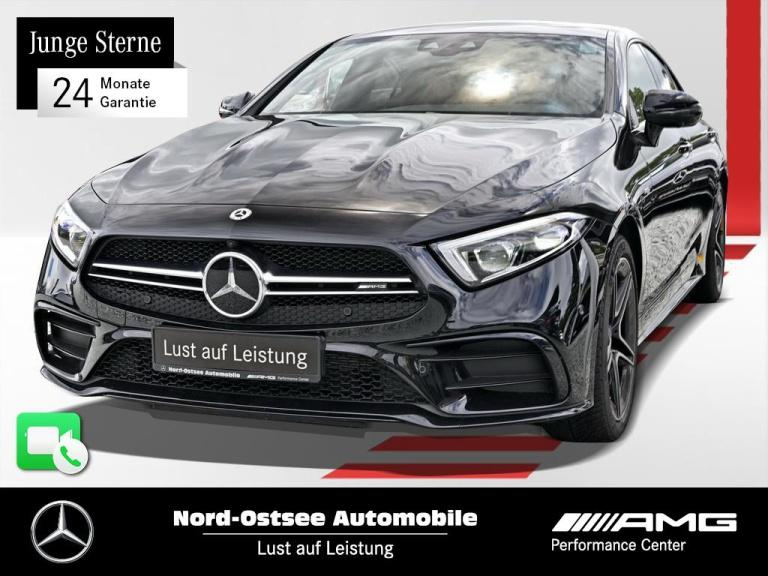 Mercedes-Benz CLS 53 AMG 4M+ AMG Night Distronic SHD Memory EQ, Jahr 2019, Benzin