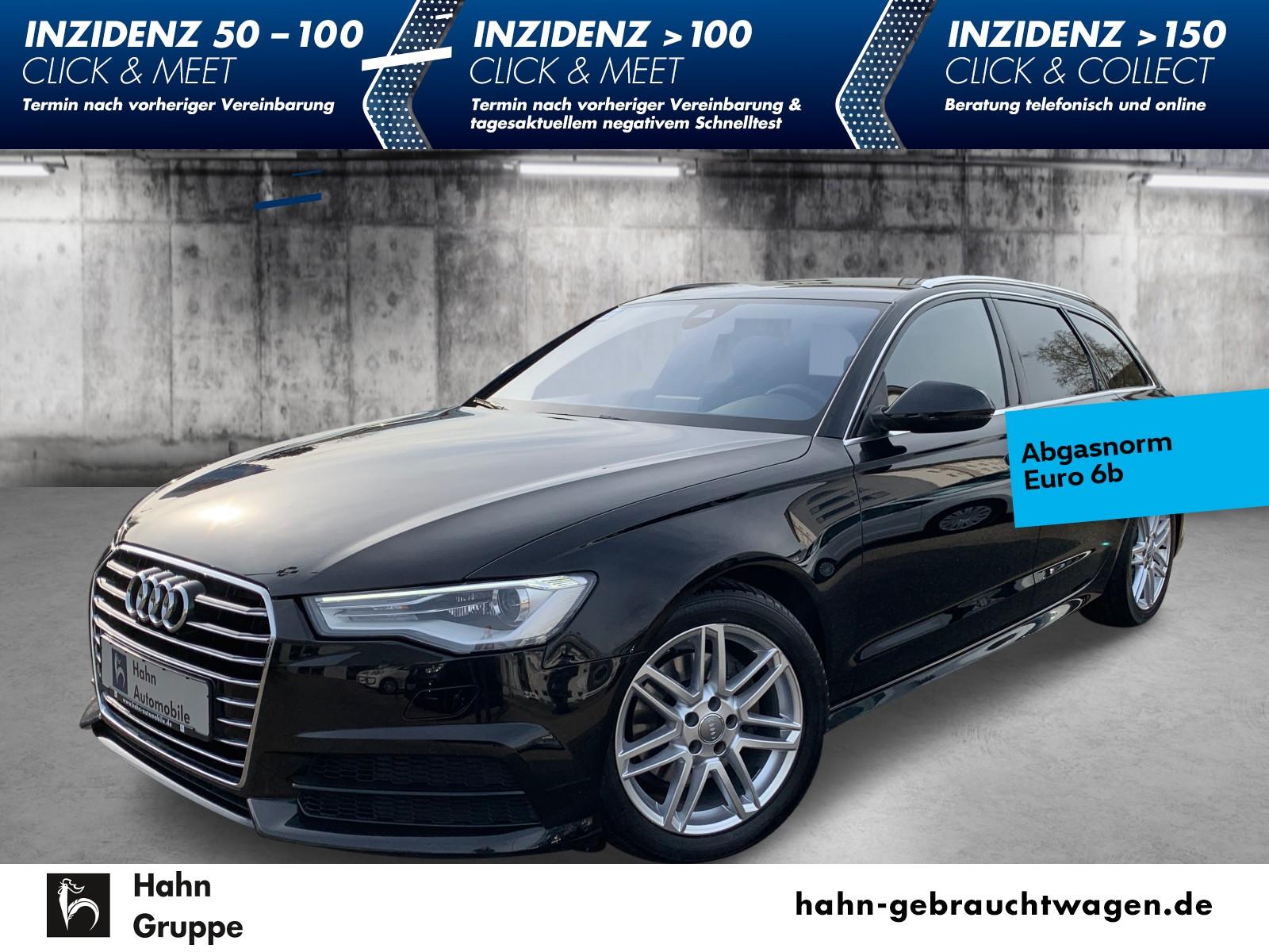 Audi A6 Avant 2,0TDI ultra Stronic Nav Xen Tempom RFK, Jahr 2017, Diesel