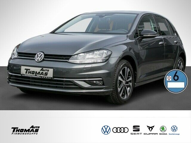 "Volkswagen Golf VII ""IQ.DRIVE"" 1.0 TSI+Navi+LED+NSW+ACC+PA+LA, Jahr 2019, petrol"