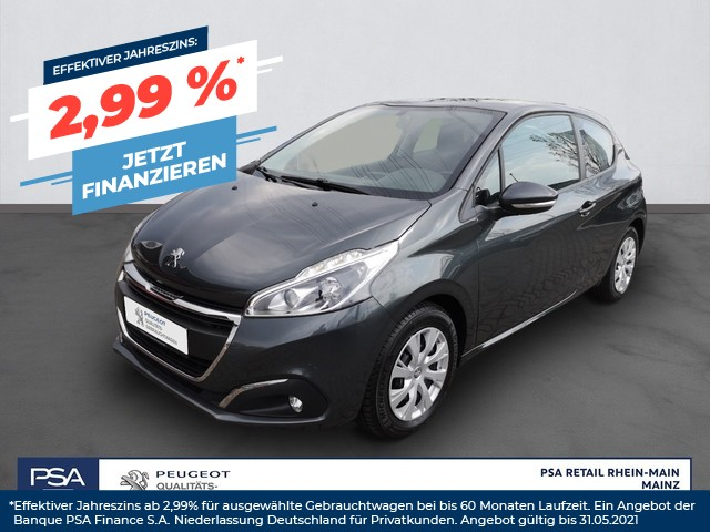 Peugeot 208 PTech 68 Urban Move *Bluetooth/Sitzh./EPH*, Jahr 2017, Benzin