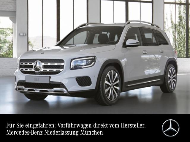 Mercedes-Benz GLB 250 4M PROGRESSIVE+LED+Kamera+Totw+8G, Jahr 2020, Benzin
