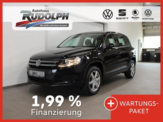 Volkswagen Tiguan 2.0 TDI Trend & Fun / Radio Parkpilot AHK, Jahr 2012, Diesel