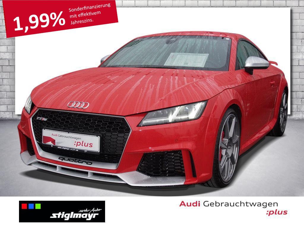Audi TT RS 2.5 TFSI quattro S-tronic Matrix+Navi+20`, Jahr 2018, petrol