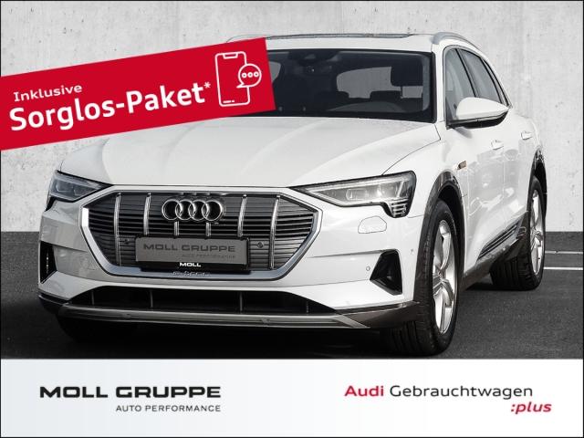 Audi e-tron 50 quattro advanced (Panoramadach*Matrix LED), Jahr 2019, Elektro