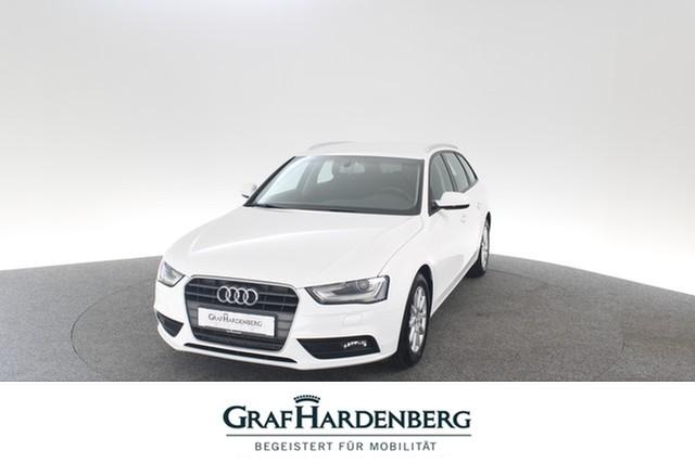 Audi A4 Avant 2.0 TDI Attraction AHK Tempomat, Jahr 2013, Diesel
