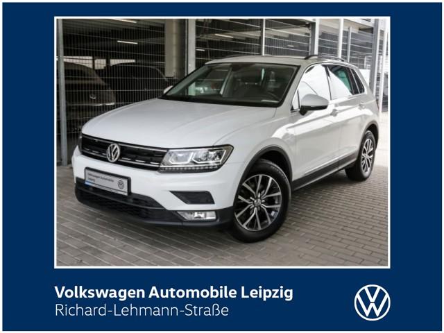 Volkswagen Tiguan Comfortline 2.0 TDI SCR *LED*Navi*PDC*, Jahr 2016, Diesel
