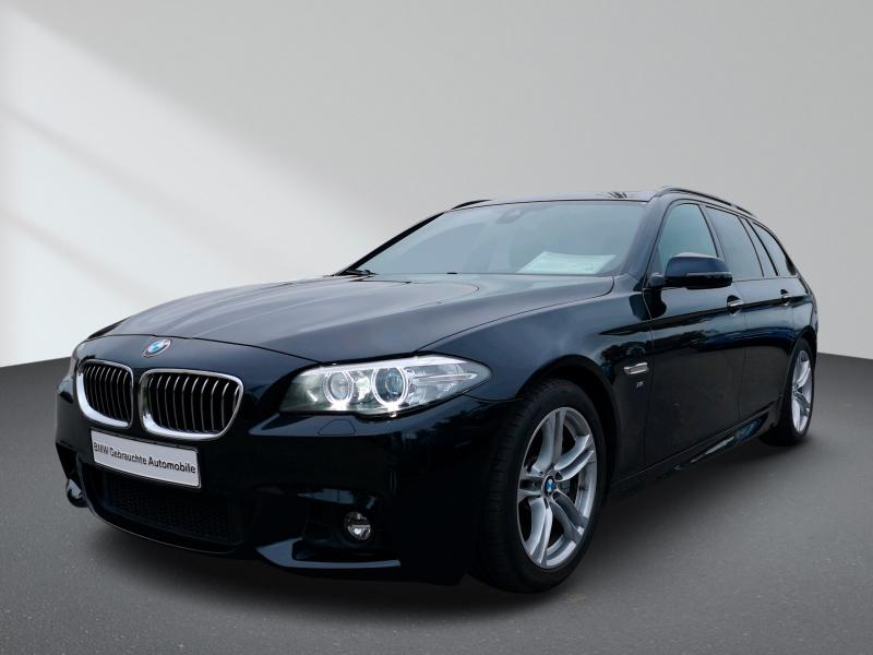 BMW 535d Touring M Sport Navi Prof. Panorama HUD LED, Jahr 2016, Diesel