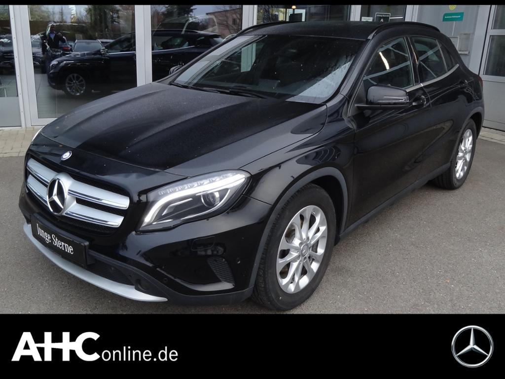 Mercedes-Benz GLA 180 CDI STYLE+BI-XENON SCHEINWERFER+PDC+SH, Jahr 2015, Diesel
