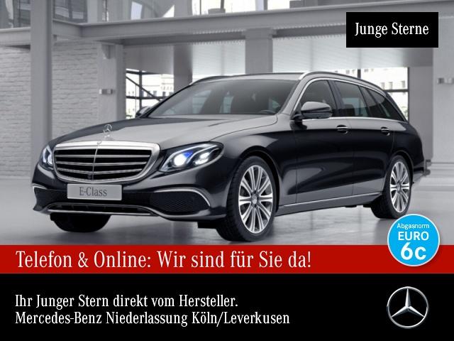 Mercedes-Benz E 220 d T Exclusive WideScreen 360° Multibeam EDW, Jahr 2017, Diesel