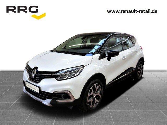 Renault Captur dCi 90 EDC Intens Automatik, Jahr 2019, Diesel