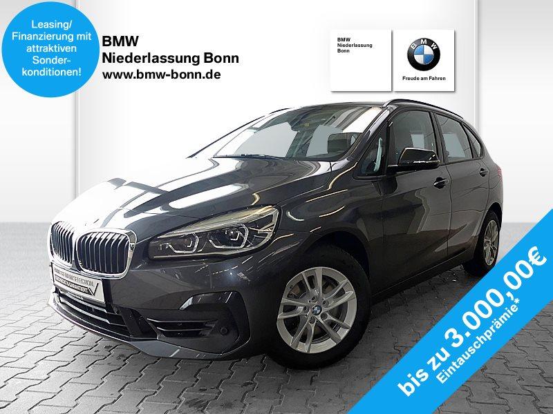 BMW 220i Active Tourer Advantage, Jahr 2019, Benzin