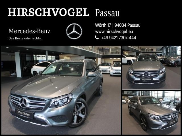 Mercedes-Benz GLC 350 d 4M EXCLUSIVE Ext+Standheizung+Navi+ILS, Jahr 2016, Diesel